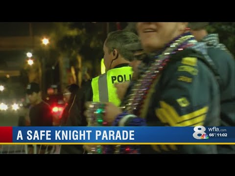 Katie Sommers - What To Know About Tonight's Gasparilla Knight Parade in Ybor