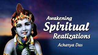 Mellow Chanting of Transcendental Names for Awakening Spiritual Realizations