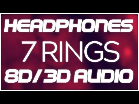 Ariana Grande - 7 Rings (8D AUDIO & 3D AUDIO) 😍🎧