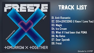 [Full Album] T X T - The C h a o s Chapter: FREEZE