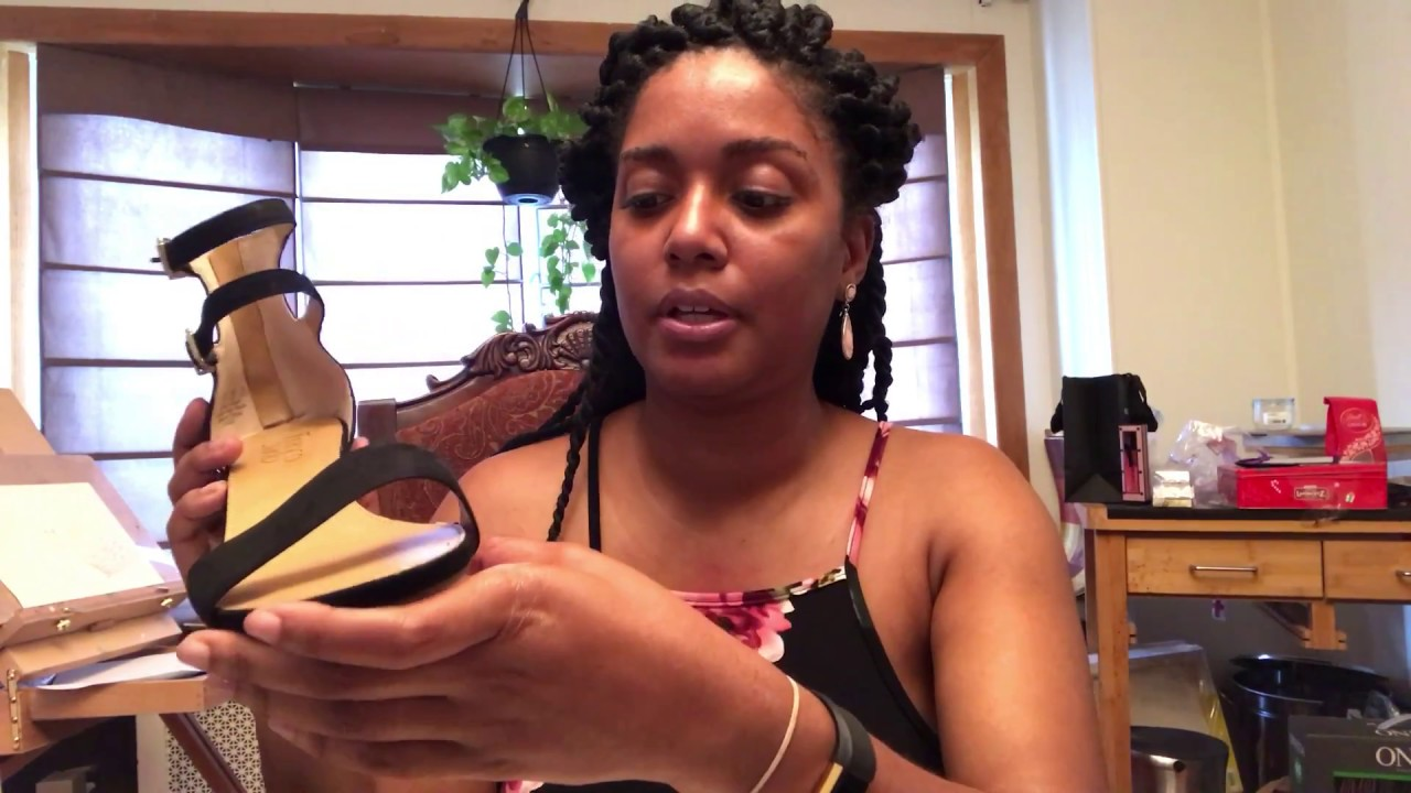 619f978c058 Franco Sarto wedge heel - YouTube