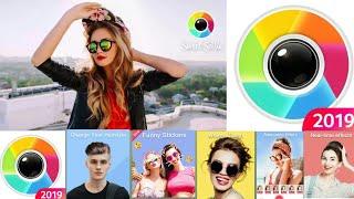 App Review Of Sweet Selfie - Selfie cam, beauty cam, photo edit - real estate photo editing screenshot 5