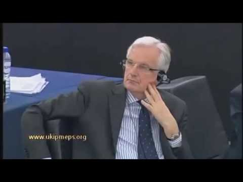 Central banking criminal scandal exposed - Godfrey Bloom speech in European Parliament 21.05.13