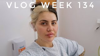 VLOG WEEK 134 - PREPARING FOR SURGERY | JAMIE GENEVIEVE