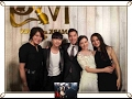 Gao Yuanyuan and family photos with friends and relatives