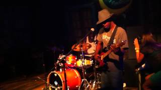 CEDRIC BURNSIDE LIVE AT BLUE NILE 2/3