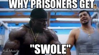 """WHY PRISONERS GET """"SWOLE?"""" - (CHEST 5-HUNNIT SERIES)"""