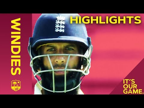 England All Out For 77! | Windies vs England 1st Test Day 2 2019 - Highlights