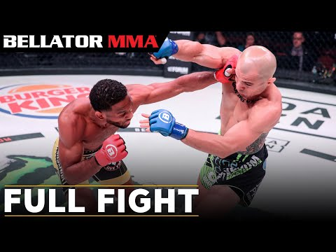 Full Fight | AJ Mckee vs. Georgi Karakhanyan - Bellator 228