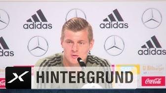 Toni Kroos vs. Italien-Bilanz | EM in 60 Sekunden