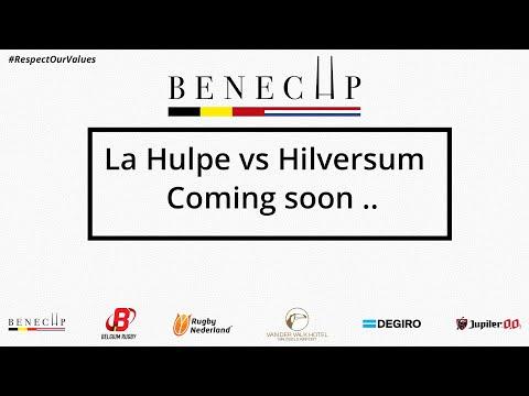 BENECUP 2019 | RC LA HULPE vs RC HILVERSUM