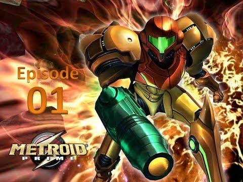 Metroid Prime   Episode 1 - The Distress Signal