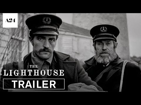 Chris Davis - The Lighthouse starring Robert Pattinson (Official Trailer!)