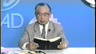 Pr Antonio Gilberto - Teologia Sistemática