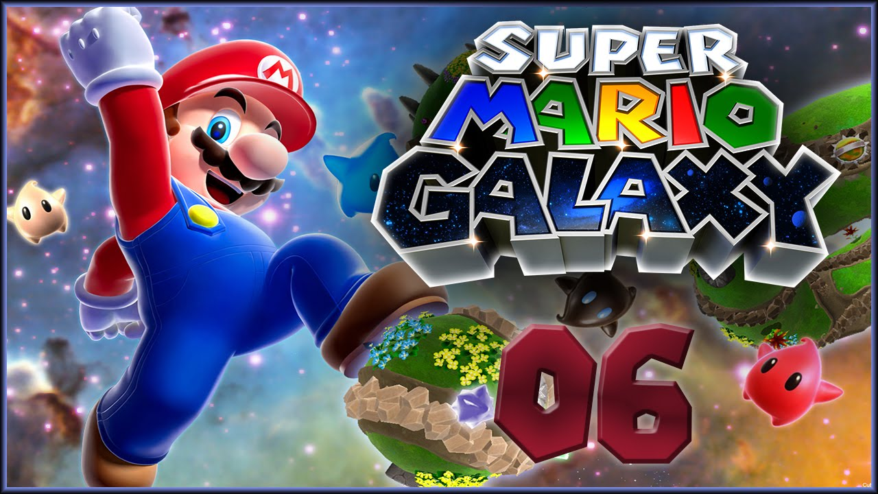 let 39 s play super mario galaxy 06 mampf den s en kuchen deutsch hd youtube. Black Bedroom Furniture Sets. Home Design Ideas