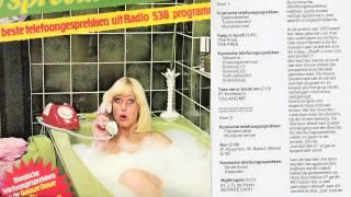 Zendschip Radio Veronica (538), humor ligt op straat mensen, alleen even bellen