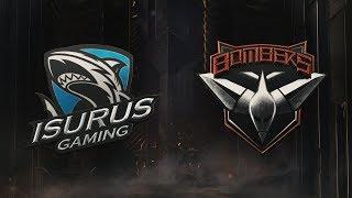 MSI 2019: Fase de Entrada - Dia 2 | Isurus Gaming x Bombers (02/05/2019)