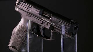 American Rifleman Television – H&K VP-9 9mm Luger Pistol Review