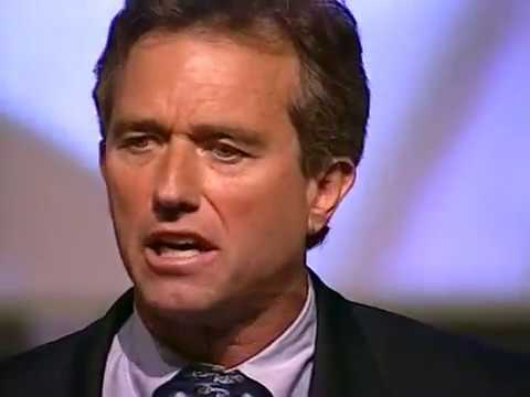 Robert F. Kennedy Jr. - Ideacity 2004 - Environmental Issues & Government Policies