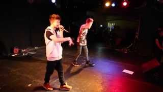 Bars and Melody: Hopeful LIVE in Bristol (6/12/14)