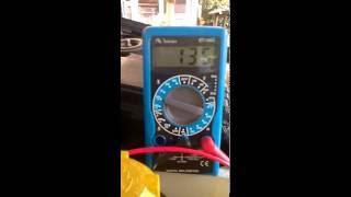 Video Vapor de gasolina.De ZEBA medindo tempo de injeção com multímetro. download MP3, 3GP, MP4, WEBM, AVI, FLV Oktober 2018