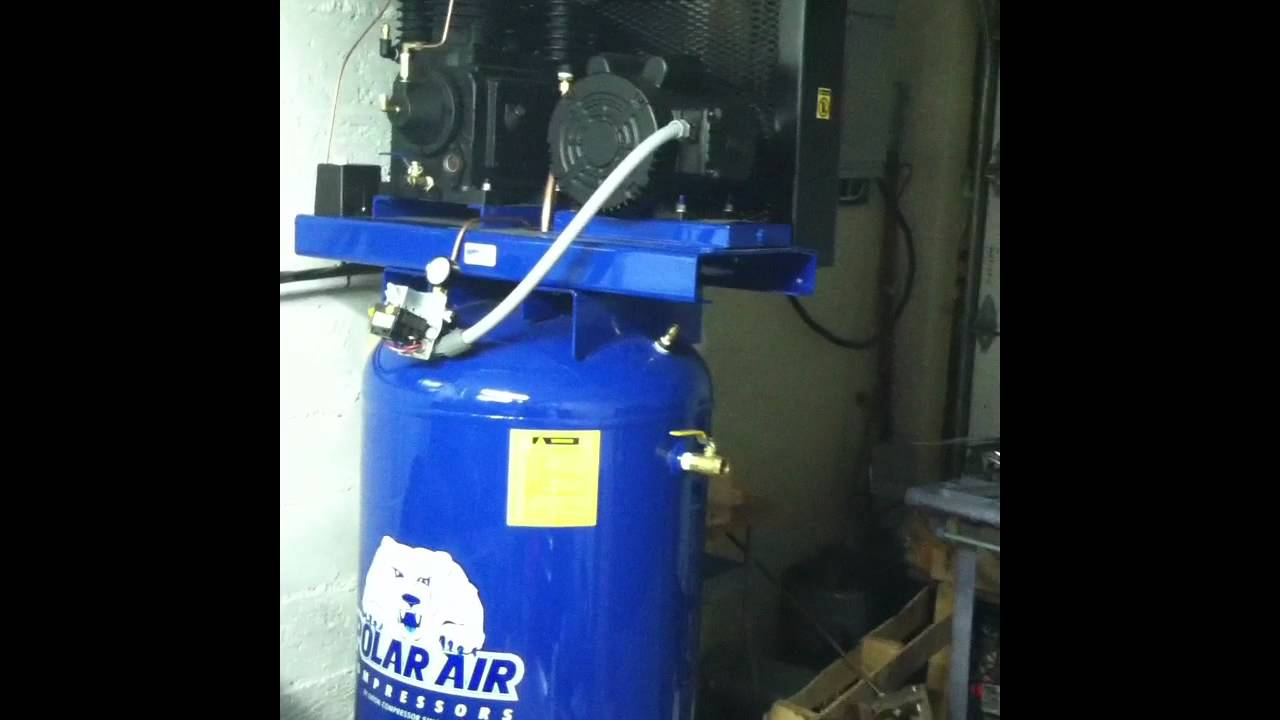 Torchmate Chapter 2 - Air Compressor & Air Dryer have