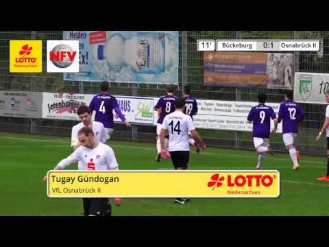 Torshow der Oberliga Niedersachsen: 28. Spieltag