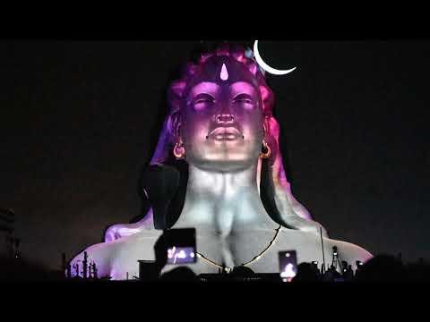 Adiyogi Divya Darshanam - Isha Foundation Mahashivratri