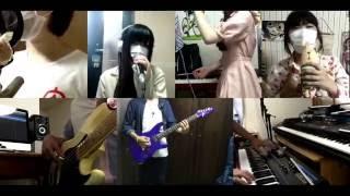 Скачать HD Macross Delta ED Hametsu No Junjou Band Cover