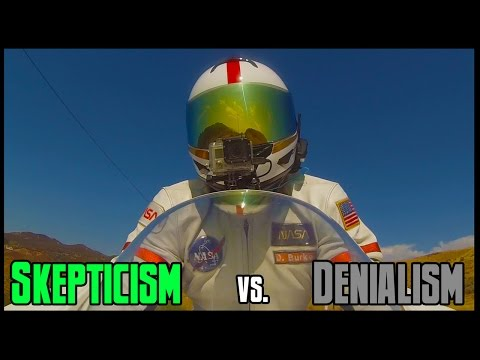 Skepticism vs. Denialism: Know the Difference!