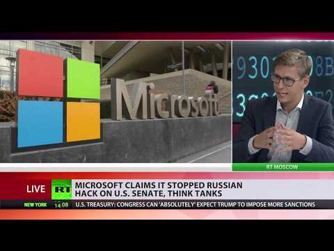 Microsoft: We 'stopped' cyber attack by Russian hackers! (P.S. here's our new product)