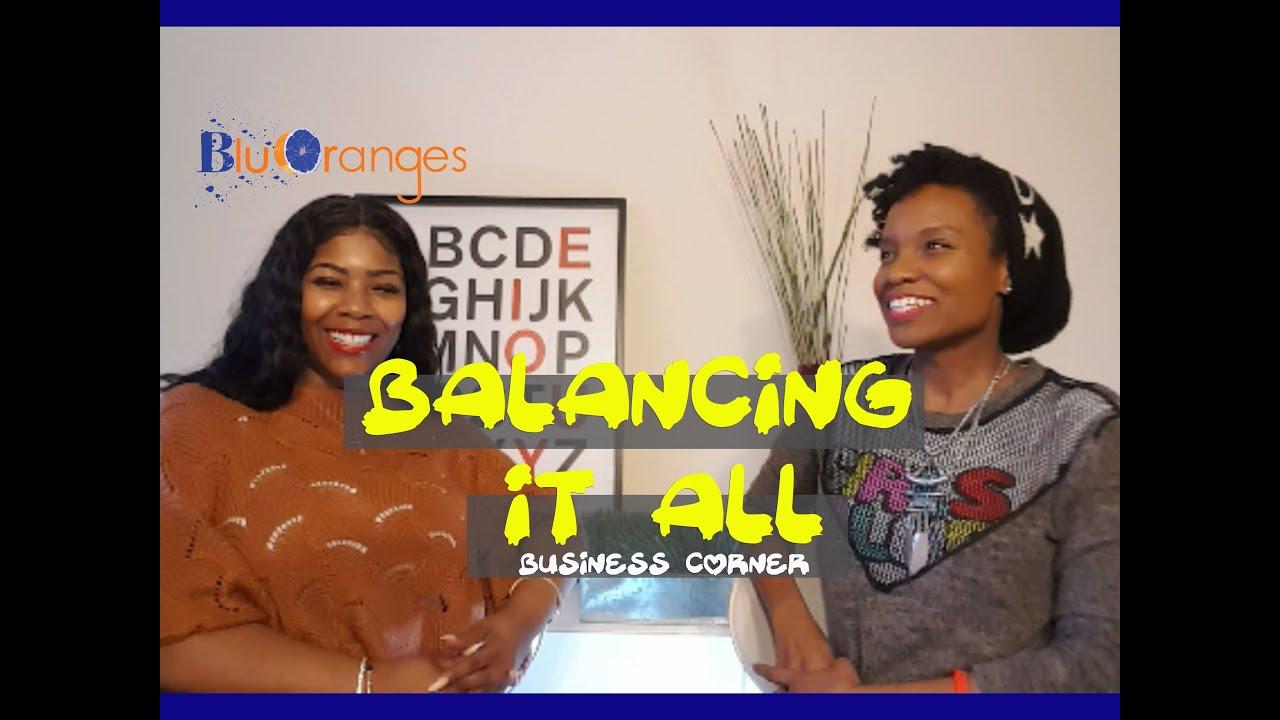 "Balancing ""IT"" All w/Robin Banks, pt. 1"