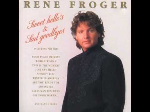 RENE FROGER - This is the moment (1992) HQ