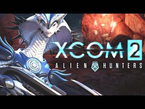 XCOM 2: Alien Hunters DLC Story & Cutscenes Game Movie 1080p HD