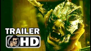 THE SHAPE OF WATER Official Red Band Trailer (2017) Guillmero Del Toro Sci-Fi Movie HD