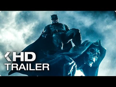 "JUSTICE LEAGUE ""Unite The League - Batman"" Teaser Trailer (2017)"