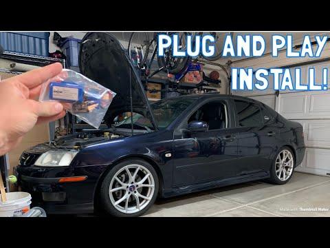 2003-2006 Saab 9-3 Bluetooth Install!