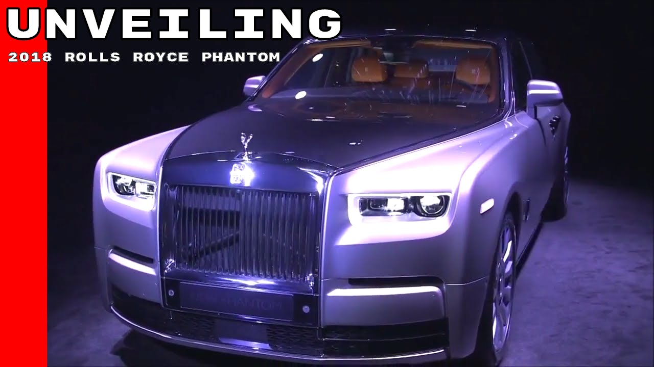 2018 rolls royce phantom 8. brilliant royce 2018 rolls royce phantom unveiling for rolls royce phantom 8