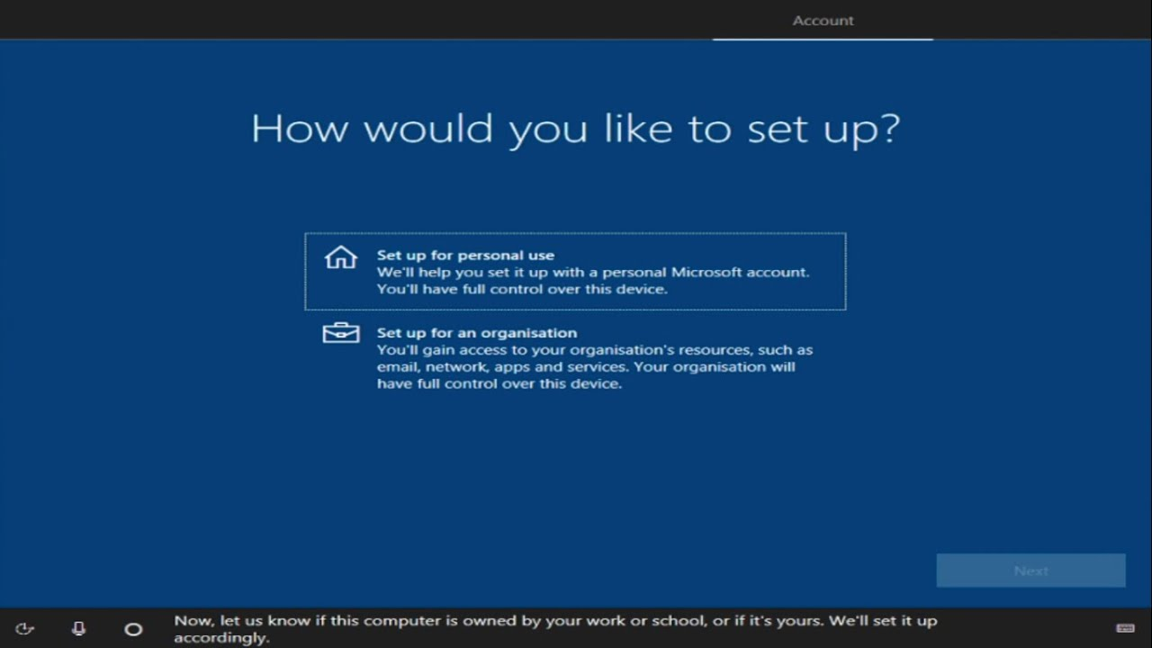 Install windows 10 | Version 1803 - YouTube