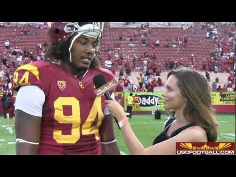 USC defensive tackle Leonard Williams shines against Cal
