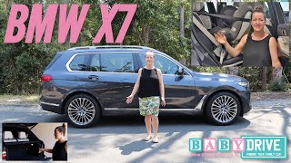 Family car review: BMW X7 2019