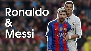Messi iRonaldo – Przyjaciele zboiska?