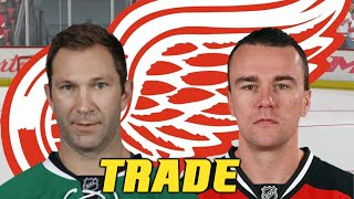 NHL Trade: Zidlicky - 3rd 2016 / Cole - Janmark, Backman, 2nd 2015