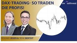 DAX Daytrading – So traden Profis! - mit Rene Berteit