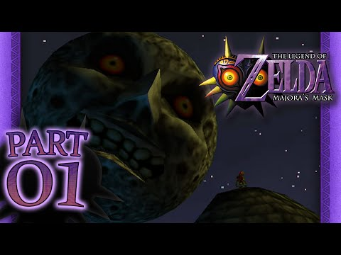 The Legend of Zelda: Majora's Mask - Part 1 - The First 3 Days
