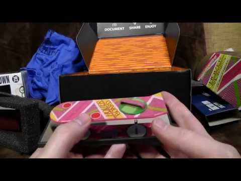 Oct 2015 Loot Crate / Super Geek Box / Randocrate | Ashens thumbnail