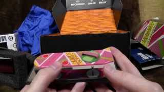 Oct 2015 Loot Crate / Super Geek Box / Randocrate | Ashens
