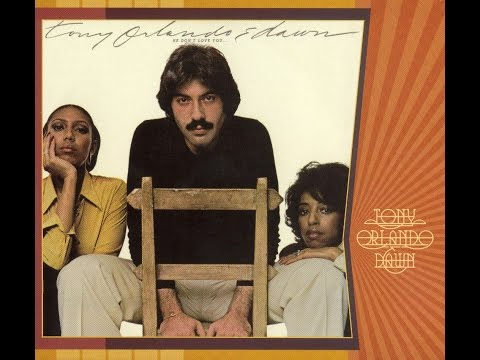 Tony Orlando & Dawn ‎– House of Strangers (1975)