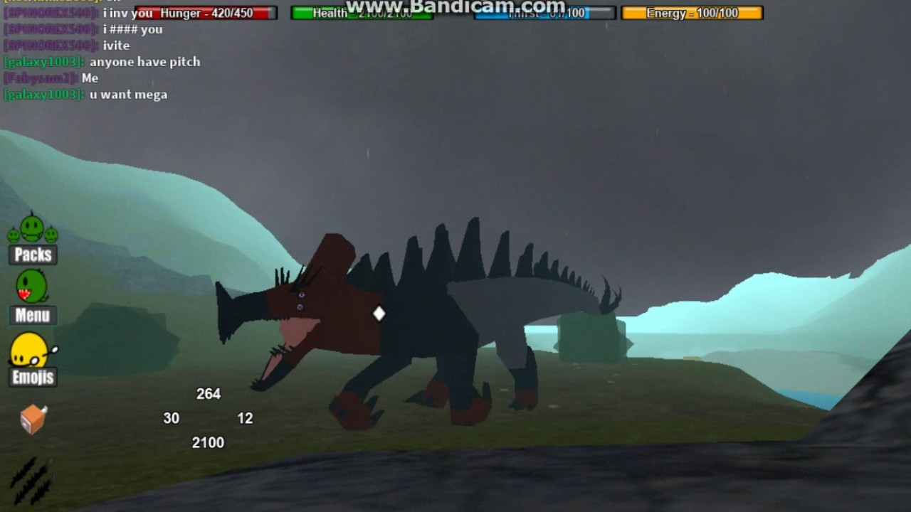 dinosaur simulator-new megavore re-model