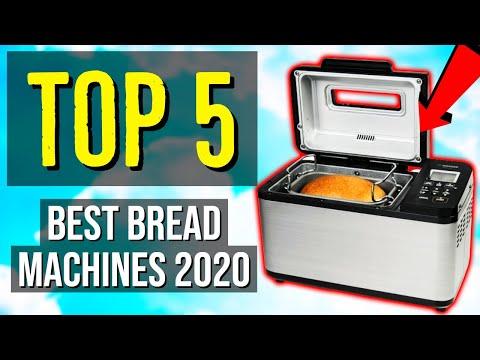 ✅ TOP 5: Best Bread Machine 2020